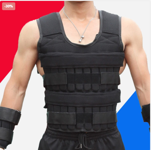 Loading Weight Vest for Workout